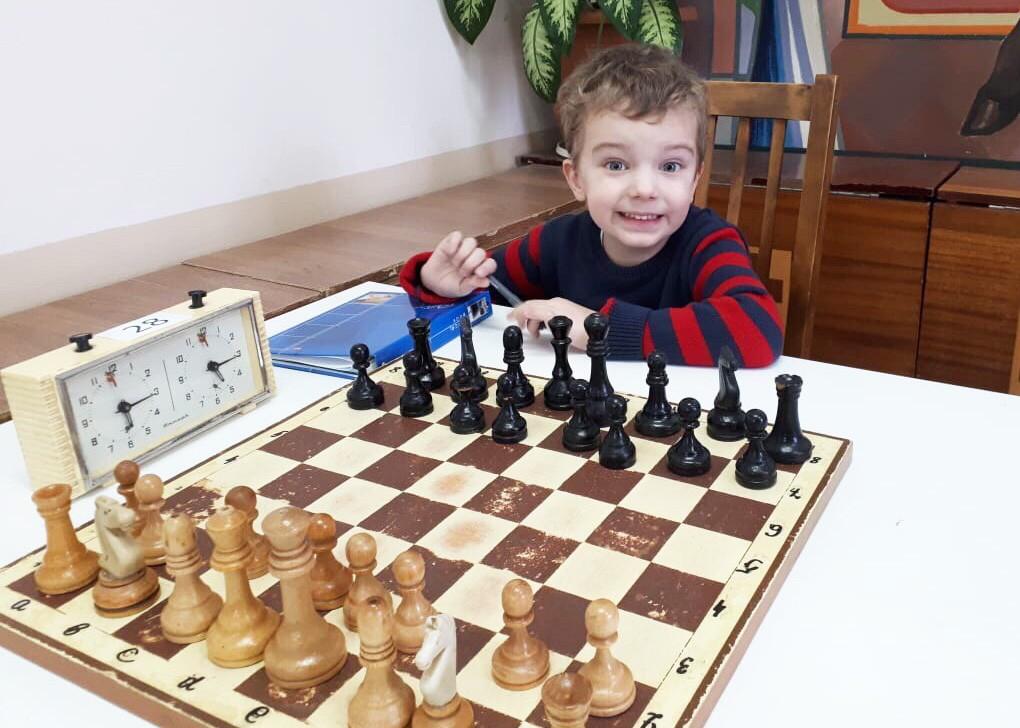 шахматы орел.