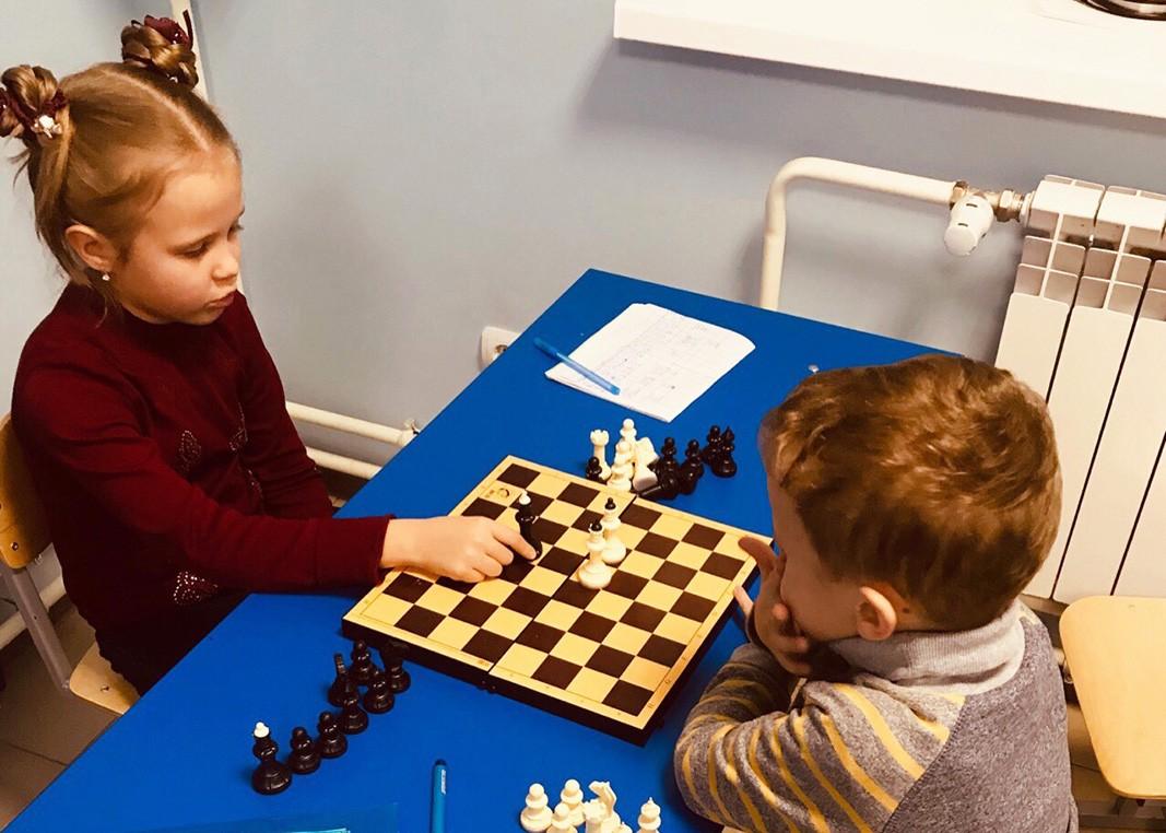 шахматы орел