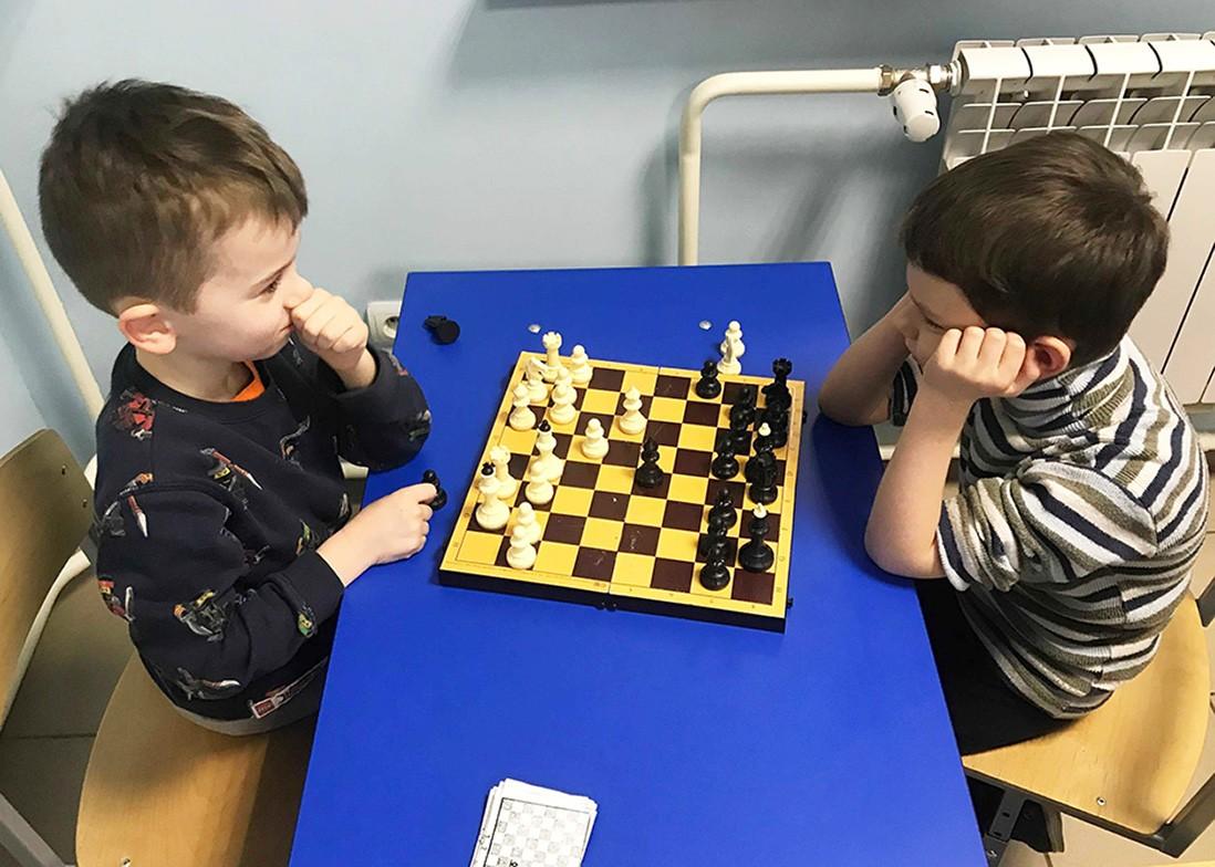 шахматы о