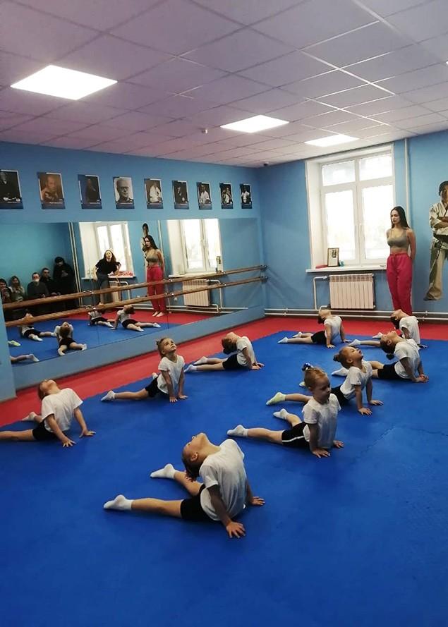 Гимнастика в Орле